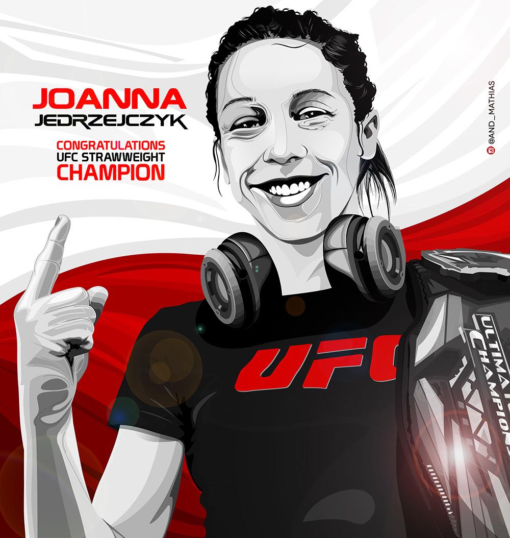 「Joanna Jedrzejczyk」の画像検索結果