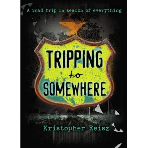 Author Kristopher Reisz's Debut Novel