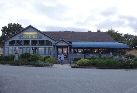 Crows Nest Restaurant Rhode Island