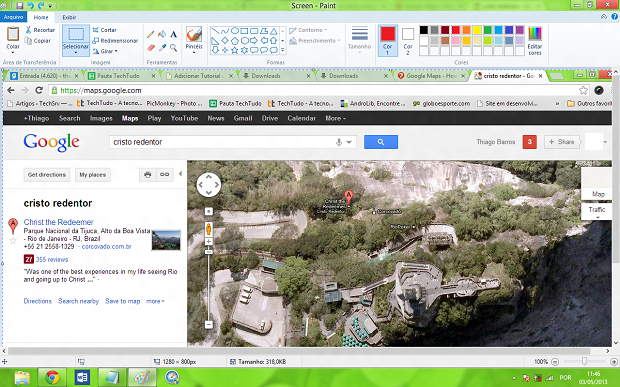 Como Salvar Imagens Do Google Maps Dicas E Tutoriais