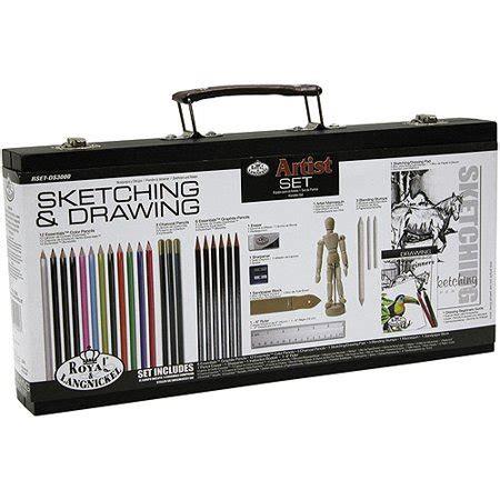 artist set  beginners sketching drawing walmartcom