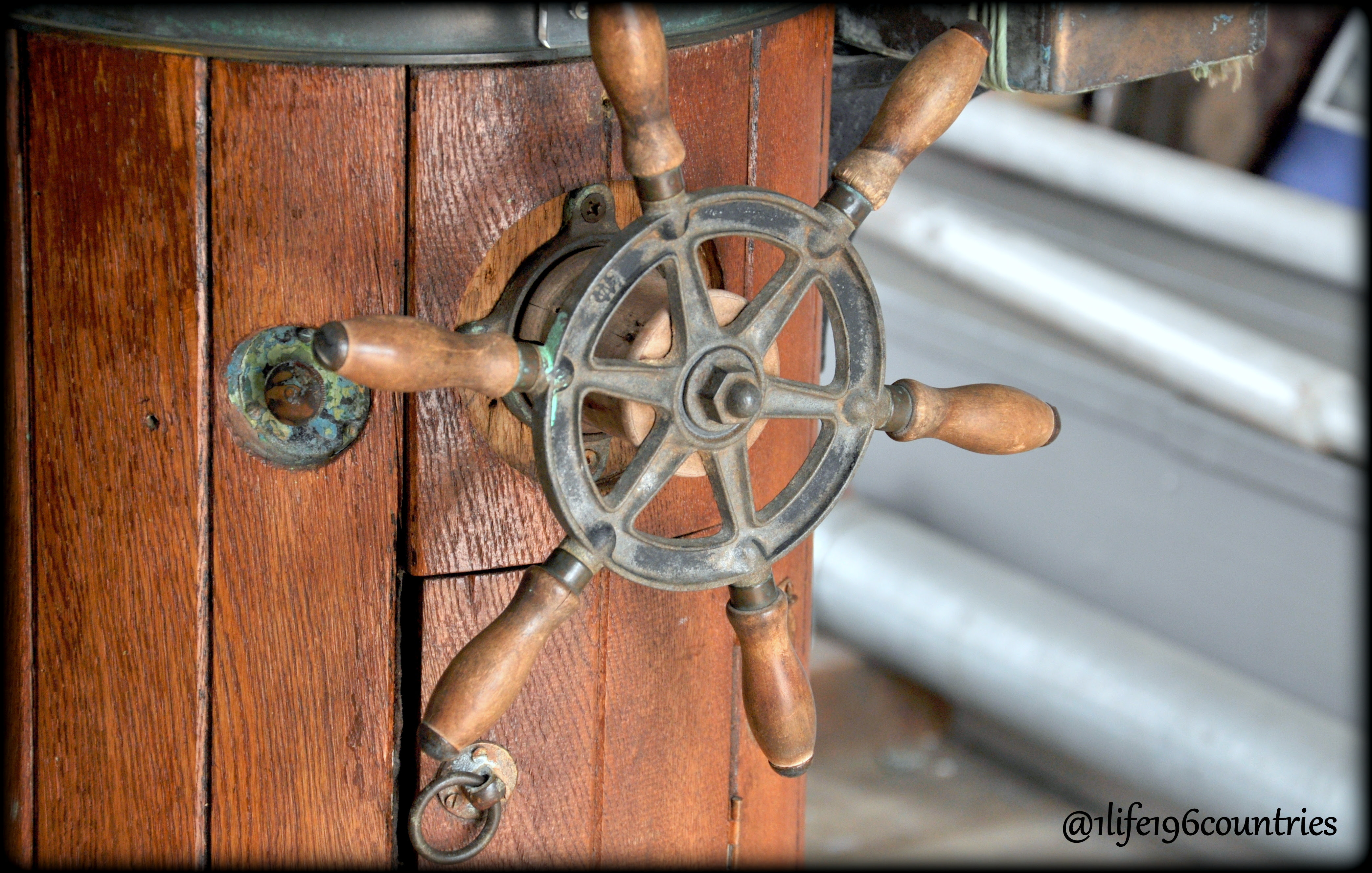 Wooden How To Build A Wooden Boat Steering Wheel Plans PDF Download