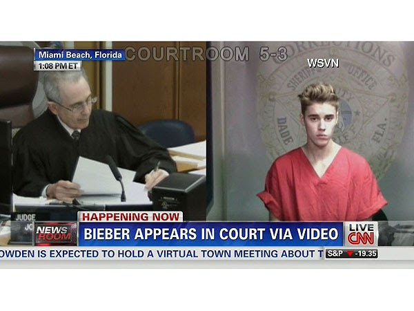 Justin Bieber Cried 'His Eyes Out' After DUI Arrest and Bond Set at $2,500