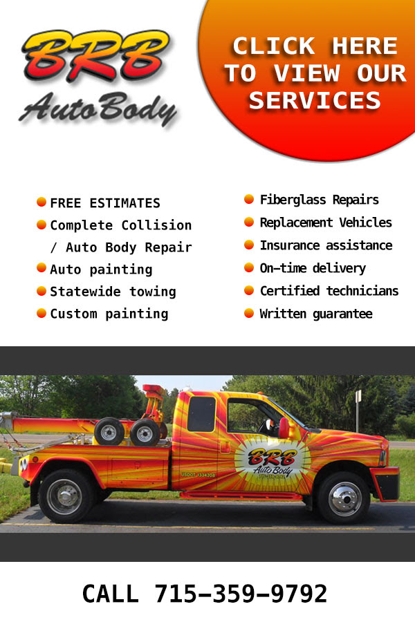 Top Rated! Professional Collision repair near Central Wisconsin
