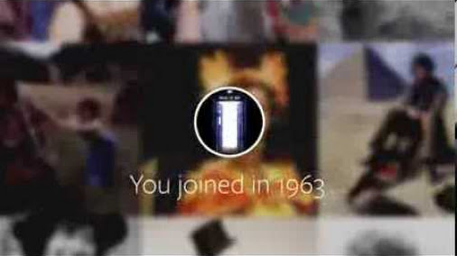 Doctor Who: The Facebook Lookback Video