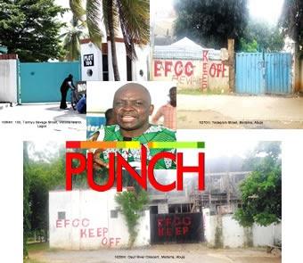 EFCC seizes Fayose's multimillion-naira houses in Lagos, Abuja