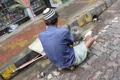 My Bandra Blogs ..Beggars And Sleeping Dogs by firoze shakir photographerno1