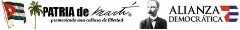 patria de marti alianza democratica logos
