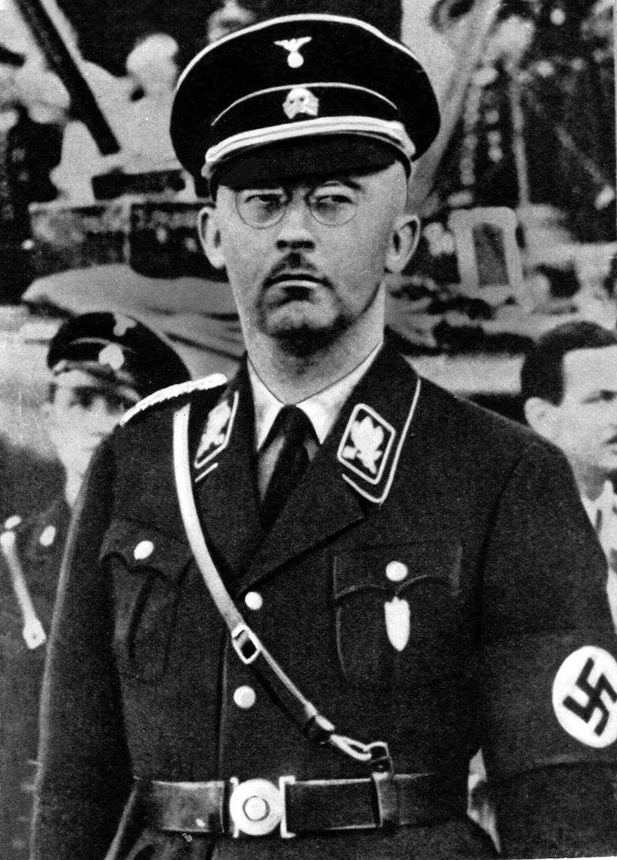 Image result for himmler