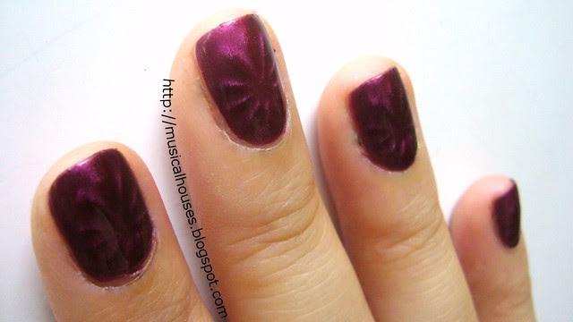 loreal star magnet purple 3