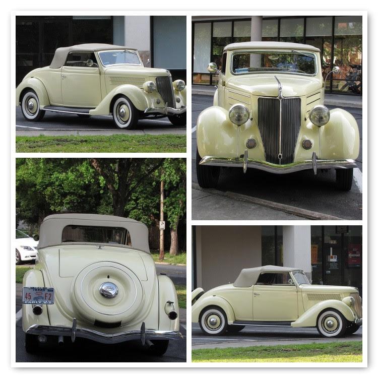 Mosaic Classic Car
