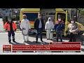 Κόρινθος:Aπολύμανση των ασθενοφόρων του ΕΚΑΒ από τον Αντιπεριφερειάρχη A.Γκιολή (video)