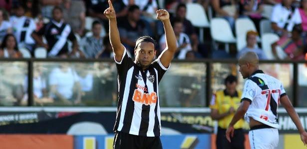 Ronaldinho Gaúcho é apontado como possível reforço do Fluminense para 2013