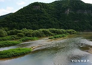 Montañas y vías fluviales