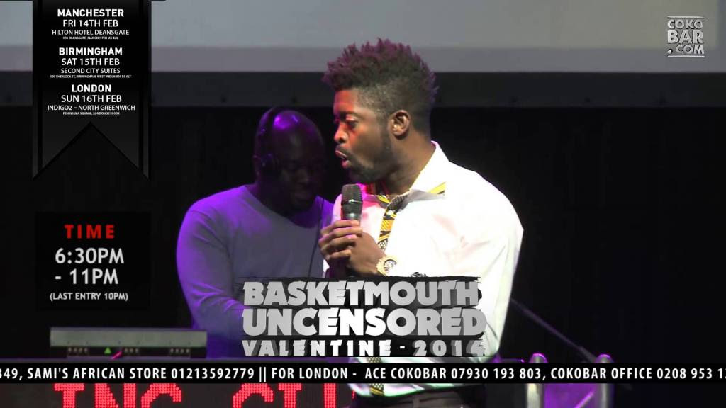 Video : Basketmouth Stand Up Comedy – Man Vs Woman