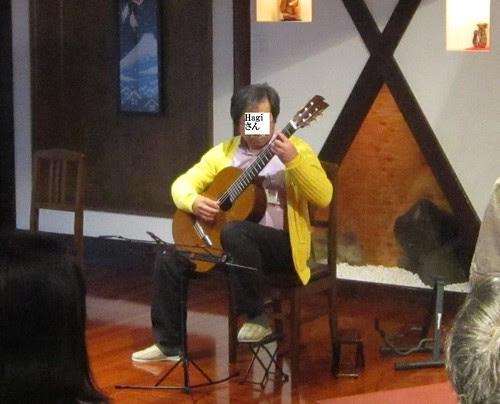 Hagiさんのソロ 2012年11月24日 by Poran111