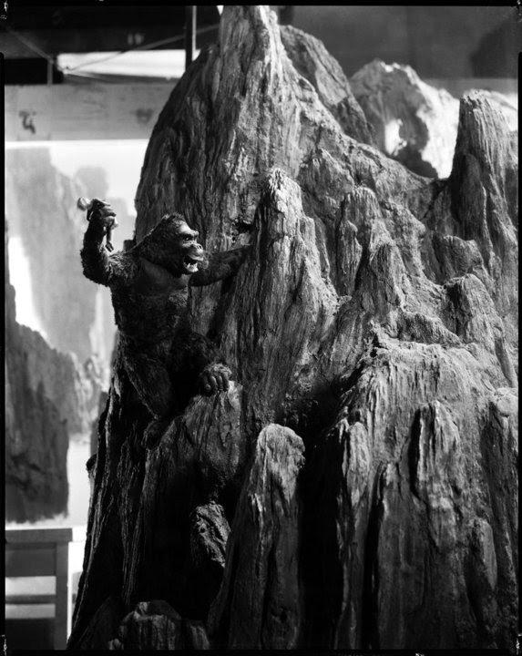 King Kong 1933 Photos sur des tournages de films  photo histoire featured cinema 2 art