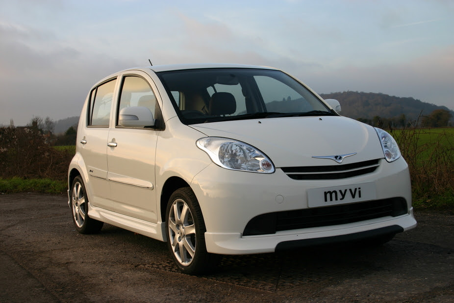 Perodua Myvi 1.3 SXi SE :: 1 photo and 4 specs :: autoviva.com