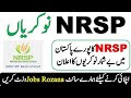 NRSP Jobs 2021-National Rural Program Jobs 2021 All Over Pakistan-Apply Free