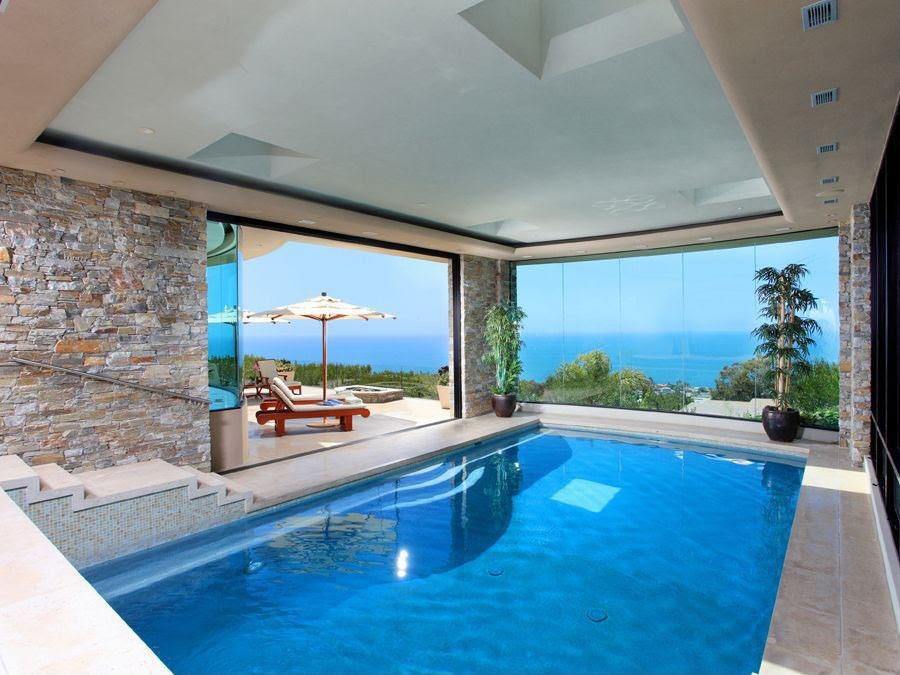 Luxury Indoor Pool Ideas_8