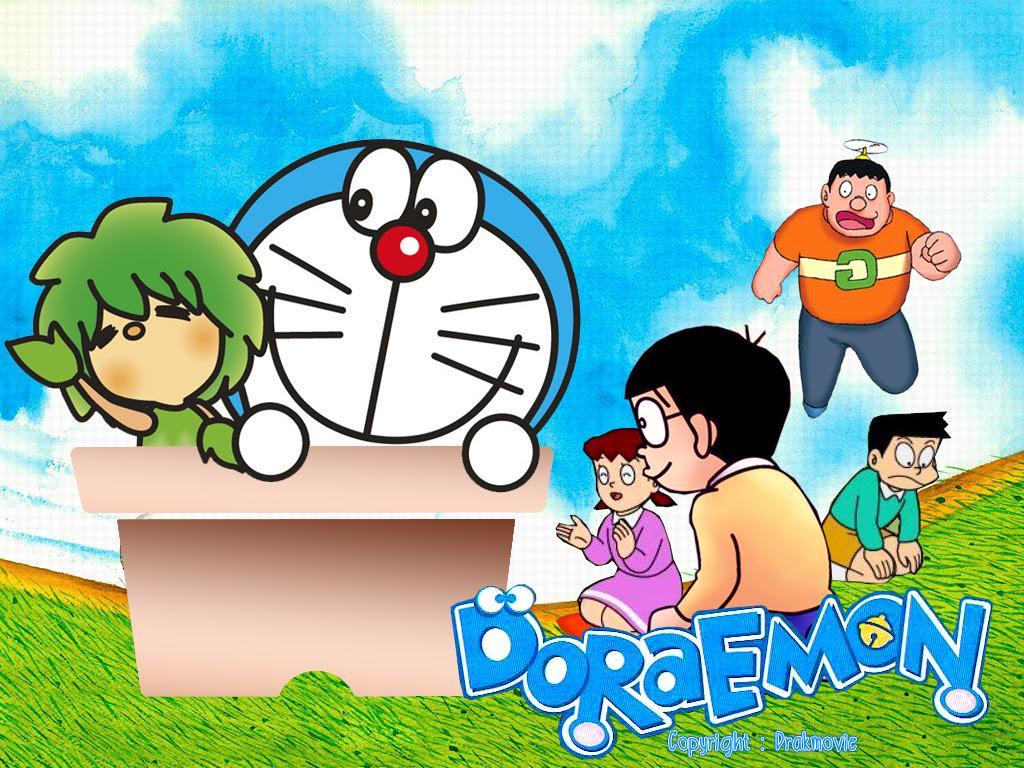 Doraemon Galeri Kartun