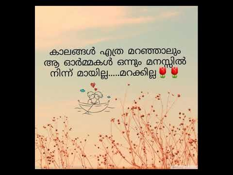 Beautiful Quotes In Malayalam About Life