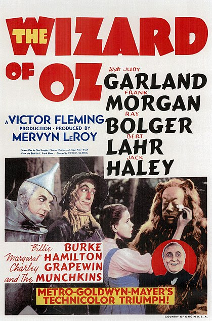 File:WIZARD OF OZ ORIGINAL POSTER 1939.jpg