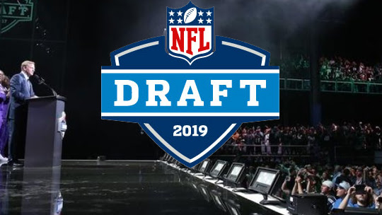 2019 NFL Draft Casted Fans