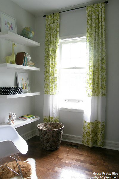 shelves_window via House Pretty