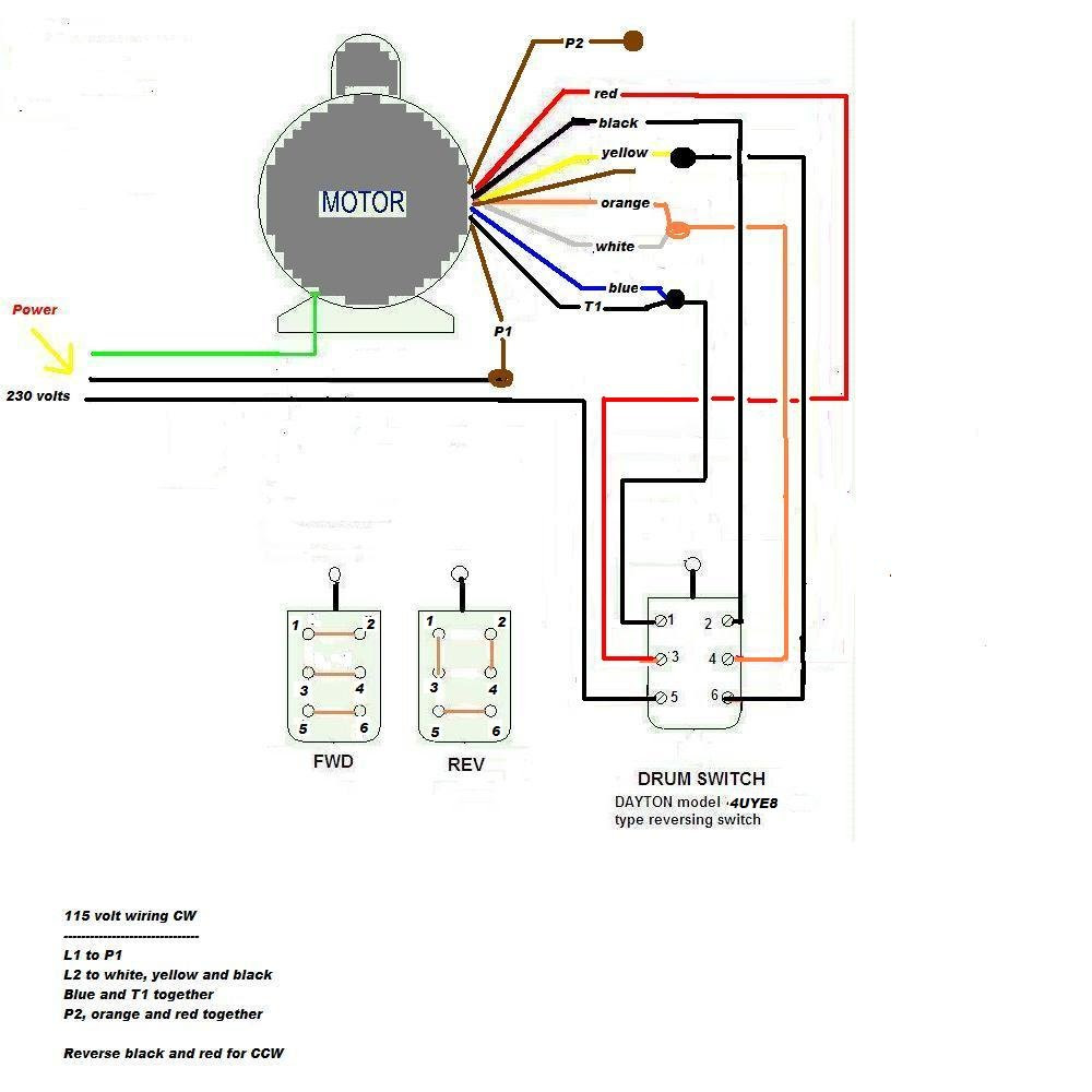 230v Single Phase Motor Wiring Diagram Les Paul Wiring Diagram Duncan Rcba Cable Yenpancane Jeanjaures37 Fr