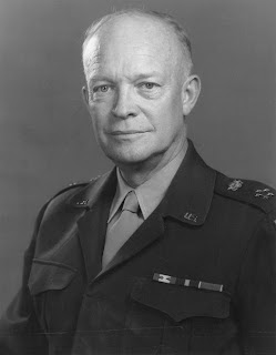 Dwight Eisenhower photo from Wikipedia