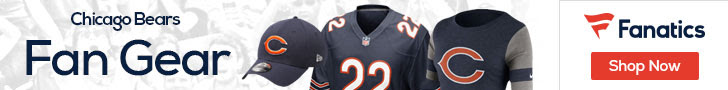 Shop the newest Chicago Bears fan gear at Fanatics!