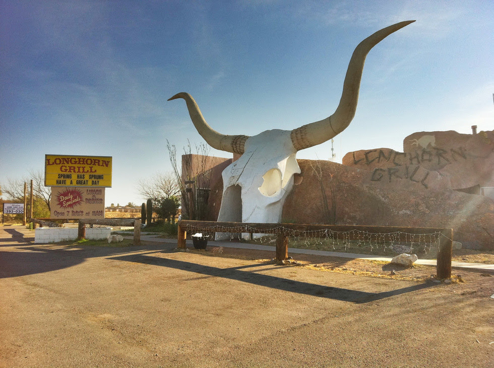 http://www.atlasobscura.com/places/abandoned-longhorn-grill