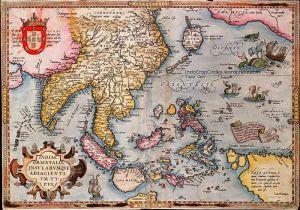 Bagian selatan Jawa pernah bikin penjelajah kuno bingung !