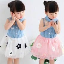 55 Model Baju Bayi Perempuan Yang Bagus Terbaik