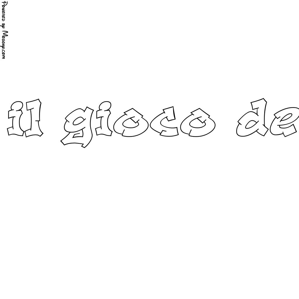 Disegno Per Bambini Il Gioco Dell Oca 10644 Da Stampare E Colorare