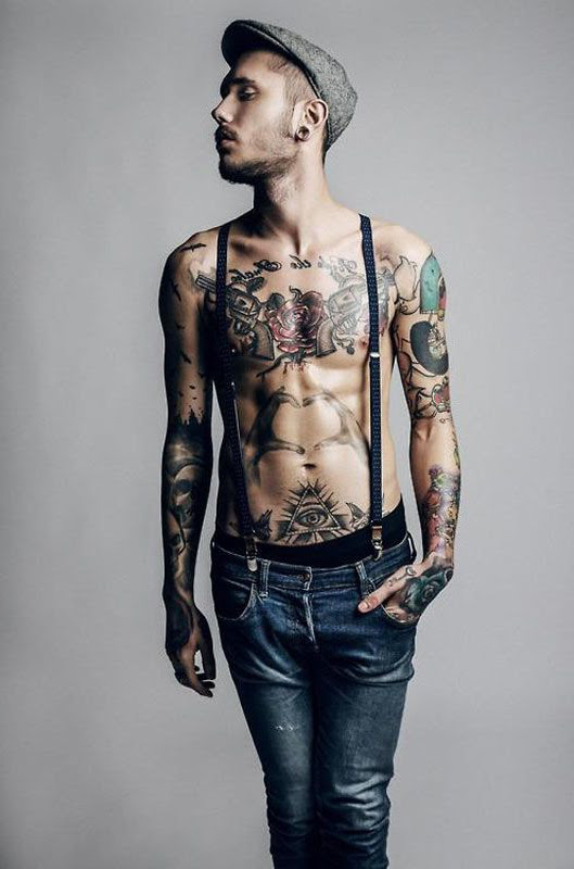 Tattooed Men Best Tattoo Ideas Gallery