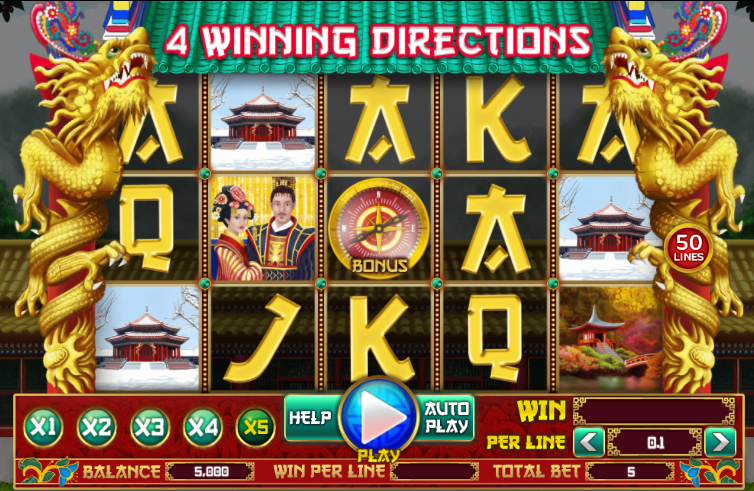Sep 18, · The process to play To play 4 Winning Directions Slot Machine Online the following needs to be considered: The player needs to click the spin button to spin the reels.There are 5 reels present over the screen that would start rotating as soon as /5(11).