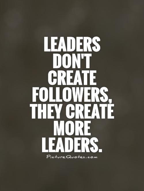 Quote Quote Leadership