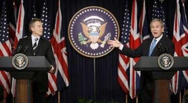 Bush & Blair, 12.7.06    5