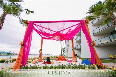 3 Indian Wedding Waterfront Venues in Southern California