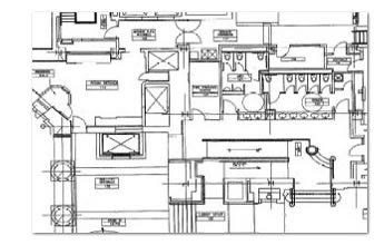 Restaurant Kitchen Design Layout Samples open restaurant kitchen designs