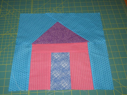 skill builder #12 (my #13), house block