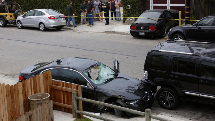 Shooting rampage near UCSB: Interview with witness