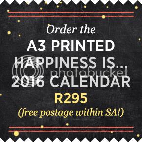Happiness is... 2016 Calendar - Order the Digital Calendar Download