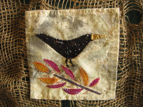 Birmingham embroiderers guild at the