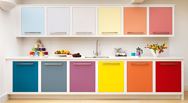 Colors of Kitchen Cabinets