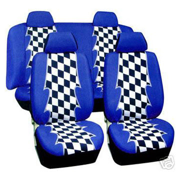 Front Bucket Licensed Seat Covers Pair Japan Autos | art auto racing ...