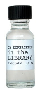 """kafkawannab:  vintageanchor:  The Sweet Smell of Dusty Books…The most popular scent in perfumer Christopher Brosius's """"I Hate Perfume"""" collection is """"In the Library,"""" which smells like old, dusty books. """"My work is really about things that really do smell wonderful, but don't have a lot of the properties that commercial perfumes do,"""" he said. NPR's All Things Considered noted that Brosius """"blends and bottles all of his scents by hand in his workshops. The process may be labor-intensive, but it allows him to create singular scents that can't be mass-produced.""""  This might be the greatest thing EVER."""