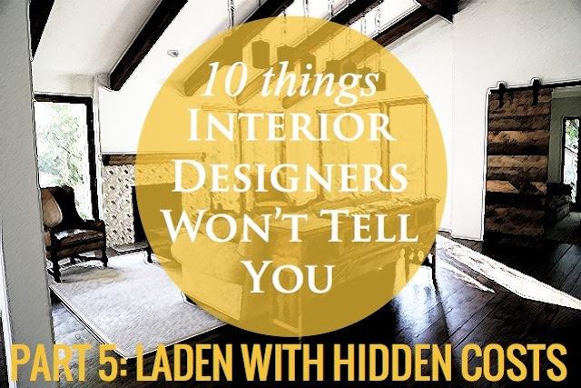 Interior Design Invoice Blog Capella Kincheloe